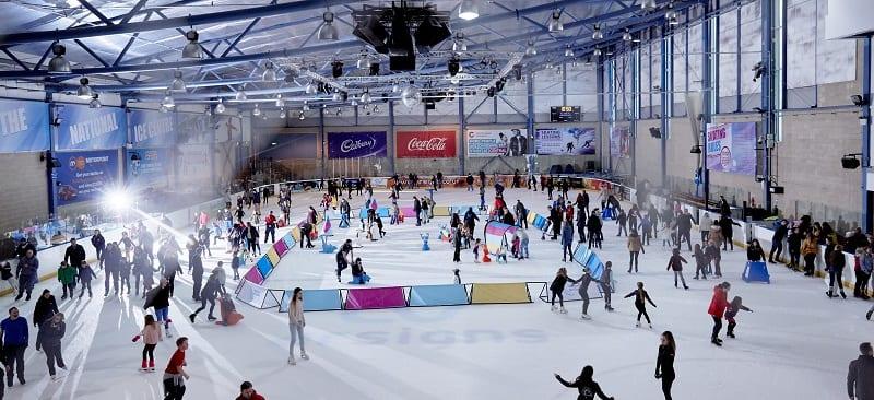 May Half Term Skating at the National Ice Centre
