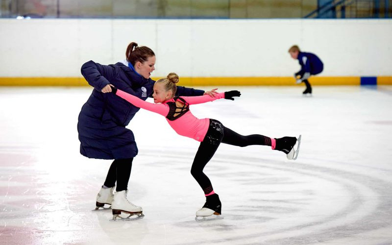 Figure Skating at the National Ice Centre
