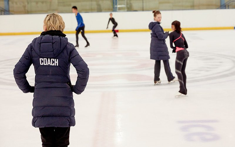 Competitive Figure Skating Clinic